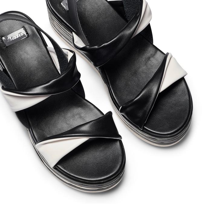 Women's shoes bata, Noir, 661-6282 - 26