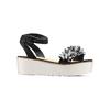 Women's shoes bata, Noir, 669-6283 - 13
