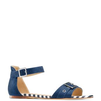 Women's shoes insolia, Violet, 569-9277 - 13
