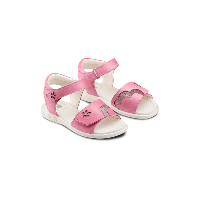 Childrens shoes mini-b, Rouge, 261-5144 - 16