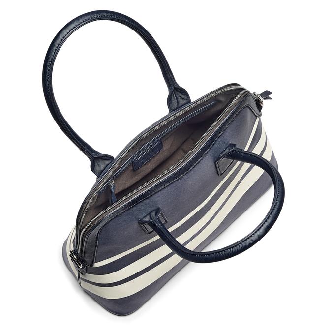 Bags bata, Bleu, 961-9387 - 16