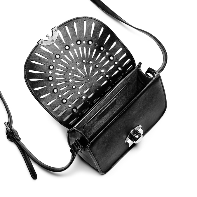 Bag bata, Noir, 961-6219 - 16