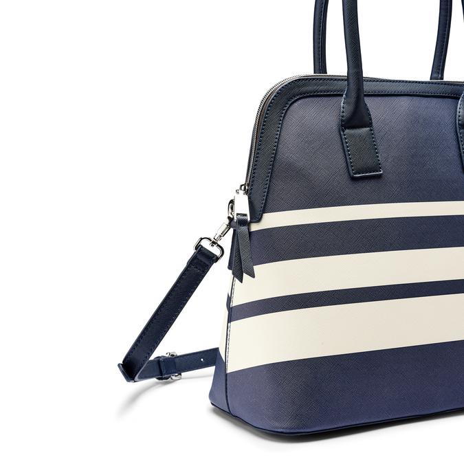 Bags bata, Bleu, 961-9387 - 15