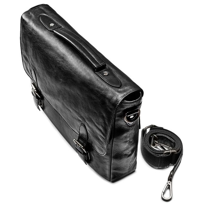 Bag bata, Schwarz, 964-6255 - 17