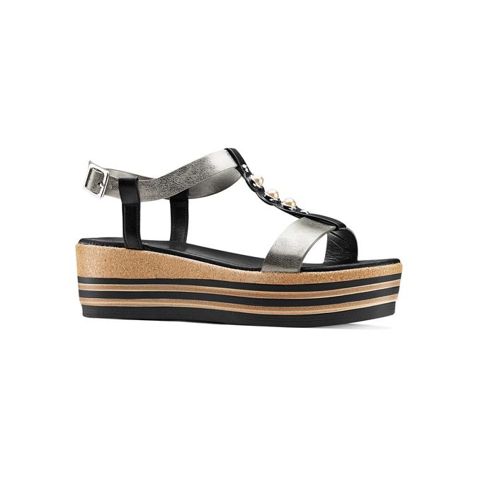 BATA Chaussures Femme bata, Blanc, 661-1286 - 13