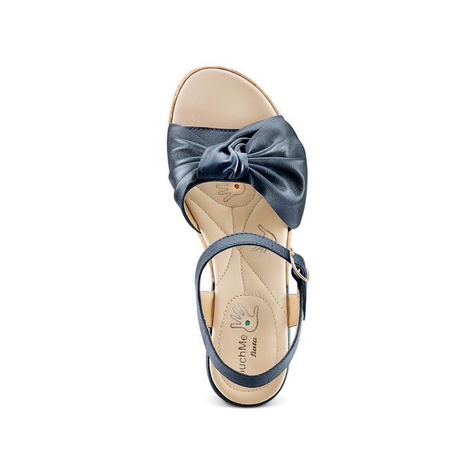 BATA TOUCH ME Chaussures Femme bata-touch-me, Bleu, 664-9302 - 17