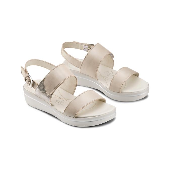 BATA TOUCH ME Chaussures Femme bata-touch-me, Jaune, 564-8344 - 16