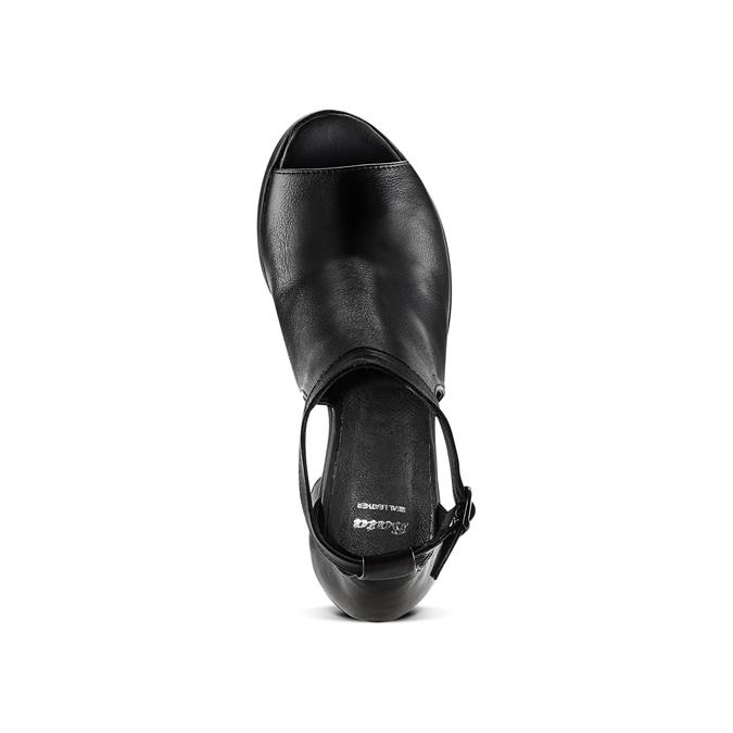 BATA Chaussures Femme bata, Noir, 724-6297 - 17