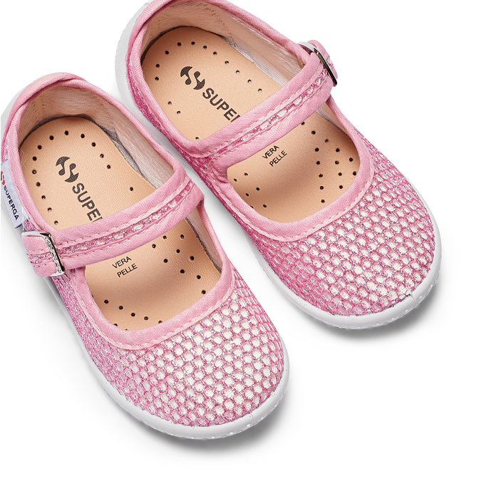 Childrens shoes superga, Rouge, 269-5107 - 26