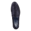 Men's shoes bata, Bleu, 853-9129 - 17