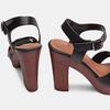 BATA Chaussures Femme insolia, Noir, 761-6254 - 15
