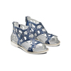 Childrens shoes mini-b, Bleu, 363-9247 - 16