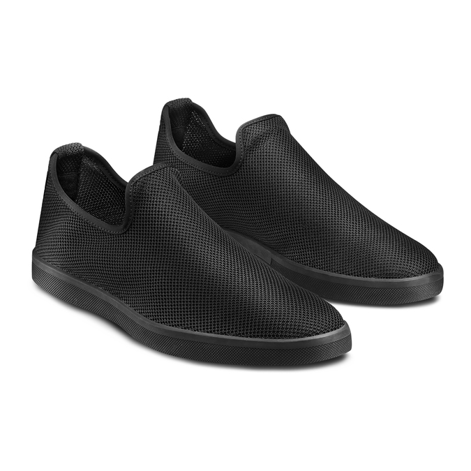 Men's shoes, Noir, 839-6144 - 16