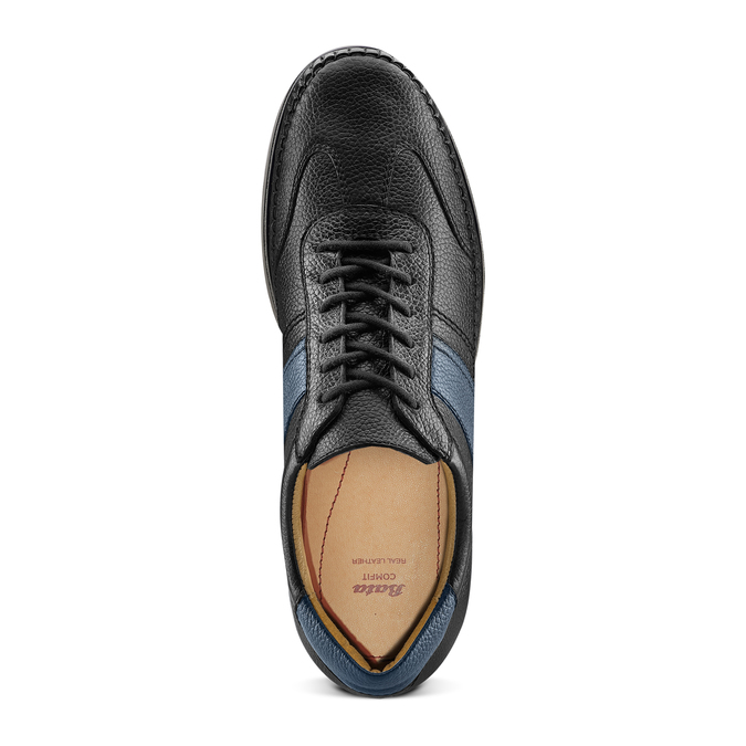 Men's shoes, Noir, 854-6115 - 17