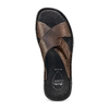 Men's shoes comfit, Brun, 874-4265 - 17