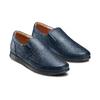 Men's shoes comfit, Bleu, 854-9118 - 16