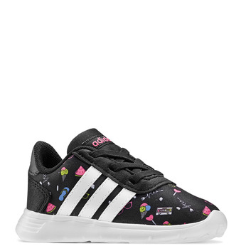 Childrens shoes adidas, Noir, 109-6388 - 13
