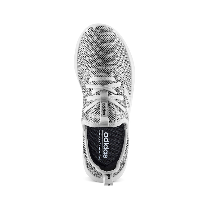 Women's shoes adidas, Gris, 509-2569 - 17