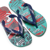 Childrens shoes havaianas, Bleu, 372-9228 - 26