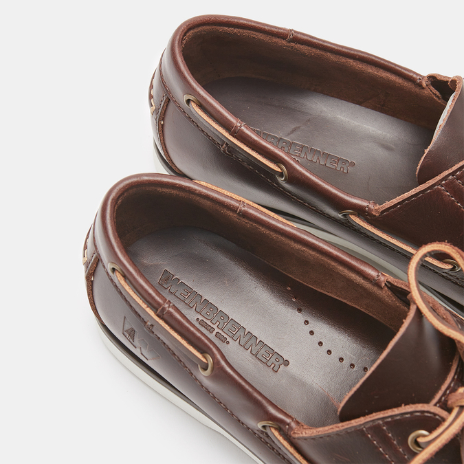 BATA Chaussures Homme bata, Brun, 854-5173 - 16