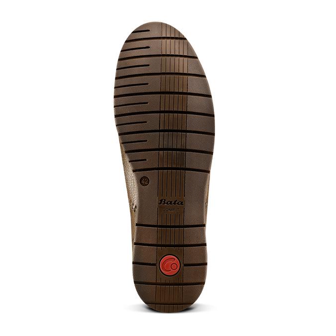 Men's shoes, Brun, 854-4118 - 19