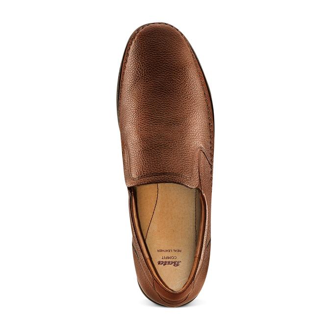 Men's shoes, Brun, 854-4118 - 17
