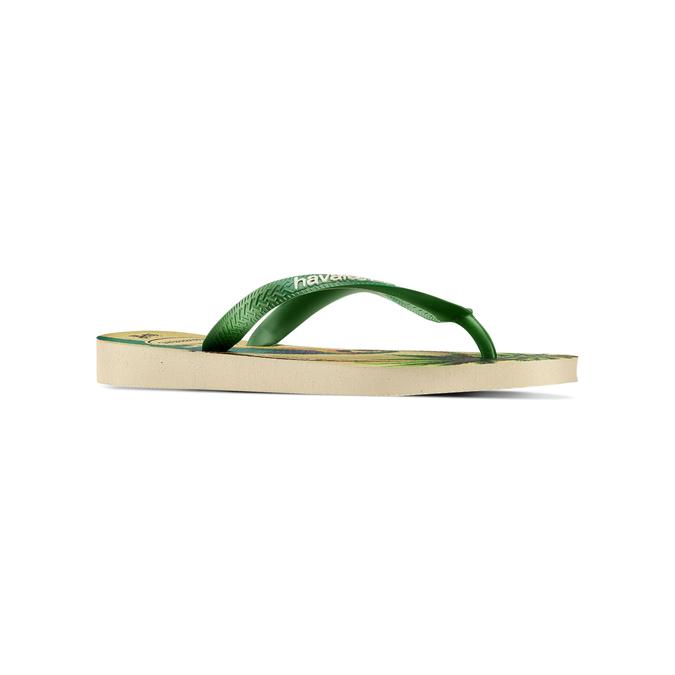 Women's shoes havaianas, Vert, 572-7456 - 13