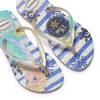Childrens shoes havaianas, Blanc, 372-1229 - 26