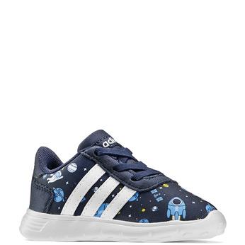 Childrens shoes adidas, Bleu, 109-9388 - 13