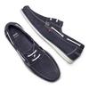 Men's shoes bata, Violet, 854-9142 - 26