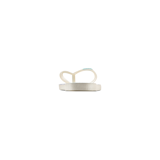 Childrens shoes havaianas, Blanc, 372-1229 - 15