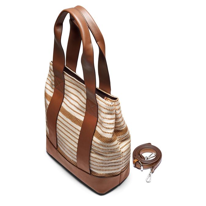 Bag bata, Beige, 969-1301 - 17