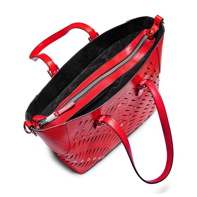 Bag bata, Rouge, 961-5220 - 16