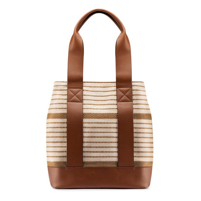 Bag bata, Beige, 969-1301 - 26