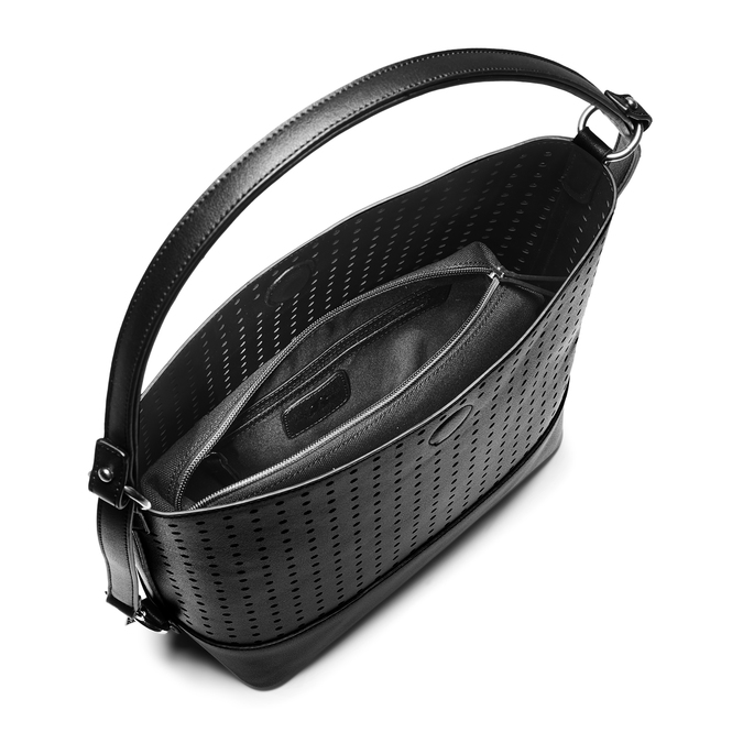 Bag bata, Noir, 961-6293 - 16