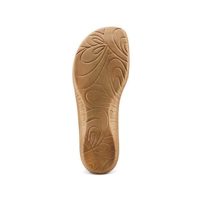 Women's shoes, Blanc, 574-1439 - 19