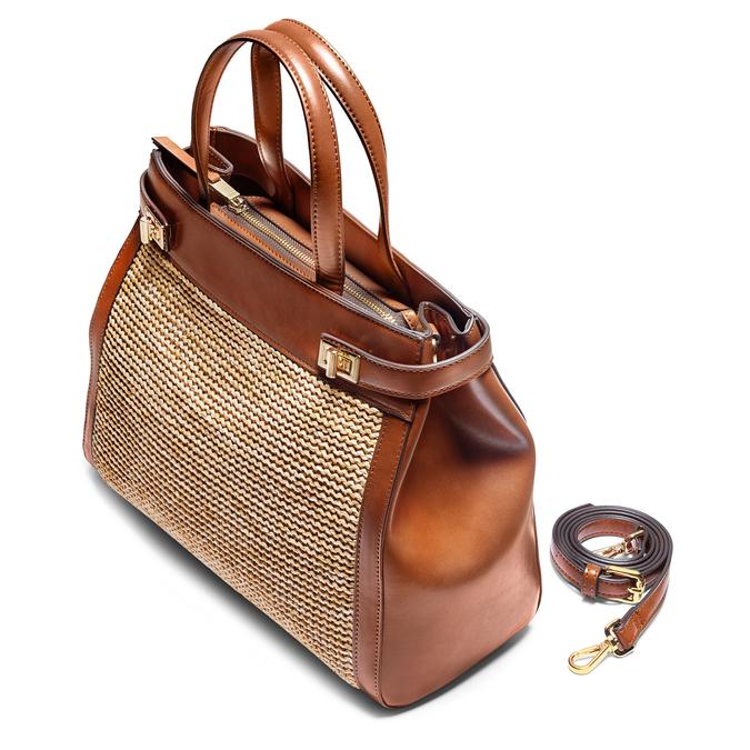 Bag bata, Jaune, 969-8286 - 17