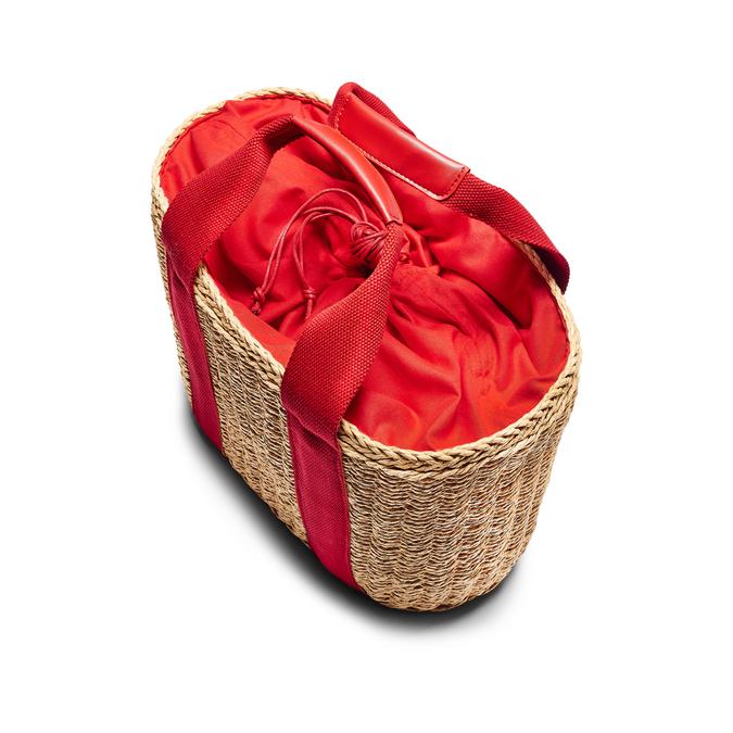 Bag bata, Rouge, 969-5295 - 17