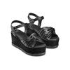 Women's shoes bata, Noir, 764-6271 - 16