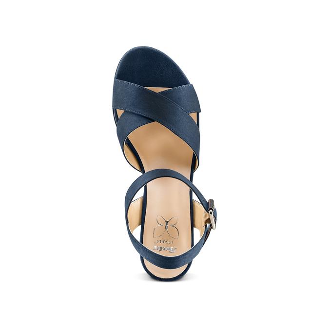 Women's shoes insolia, Violet, 769-9251 - 17