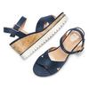 Women's shoes insolia, Violet, 769-9251 - 26