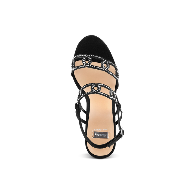Women's shoes bata, Noir, 769-6327 - 17