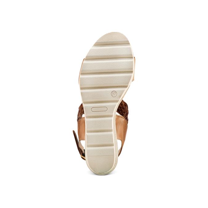 BATA TOUCH ME Chaussures Femme bata-touch-me, Brun, 764-3309 - 19