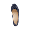Women's shoes bata, Bleu, 523-9215 - 17