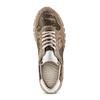 Men's shoes bata, Jaune, 843-8163 - 17