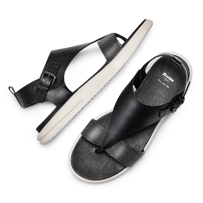 Women's shoes bata, Noir, 561-6141 - 26