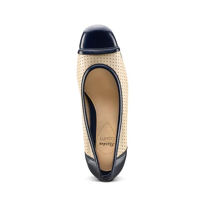 Women's shoes comfit, Jaune, 624-8151 - 17