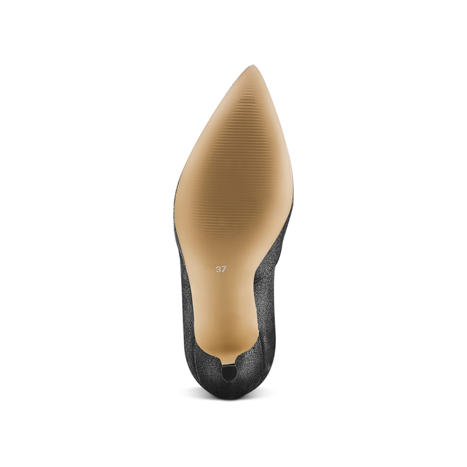 BATA Chaussures Femme bata, Noir, 721-6167 - 19