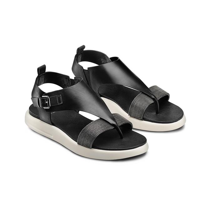 Women's shoes bata, Noir, 561-6141 - 16