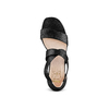 Women's shoes insolia, Noir, 761-6143 - 17